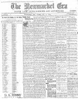Newmarket Era (Newmarket, ON1861), October 27, 1905