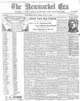 Newmarket Era (Newmarket, ON1861), November 3, 1905