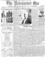 Newmarket Era (Newmarket, ON1861), November 10, 1905