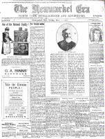 Newmarket Era (Newmarket, ON1861), December 1, 1905