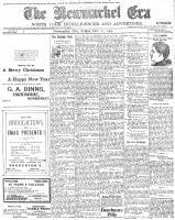 Newmarket Era (Newmarket, ON1861), December 22, 1905