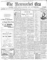 Newmarket Era (Newmarket, ON1861), December 29, 1905