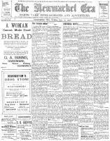 Newmarket Era (Newmarket, ON1861), January 12, 1906