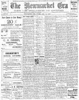 Newmarket Era (Newmarket, ON1861), January 19, 1906