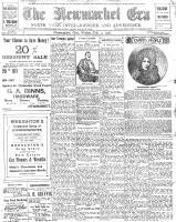 Newmarket Era (Newmarket, ON1861), February 9, 1906