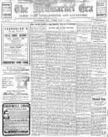 Newmarket Era (Newmarket, ON1861), June 1, 1906