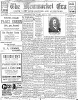 Newmarket Era (Newmarket, ON1861), June 29, 1906