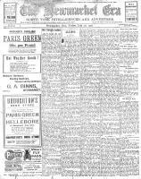 Newmarket Era (Newmarket, ON1861), July 20, 1906