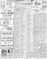 Newmarket Era (Newmarket, ON1861), July 27, 1906