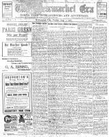 Newmarket Era (Newmarket, ON1861), August 3, 1906