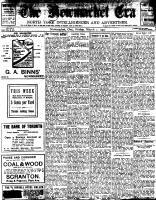 Newmarket Era (Newmarket, ON1861), March 1, 1907