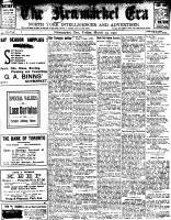 Newmarket Era (Newmarket, ON1861), March 29, 1907