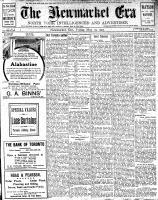 Newmarket Era (Newmarket, ON1861), May 10, 1907