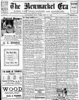 Newmarket Era (Newmarket, ON1861), May 17, 1907