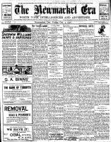 Newmarket Era (Newmarket, ON1861), October 4, 1907