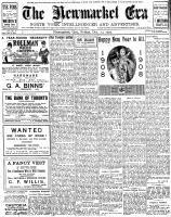 Newmarket Era (Newmarket, ON1861), December 27, 1907