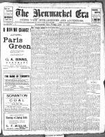 Newmarket Era (Newmarket, ON1861), June 19, 1908