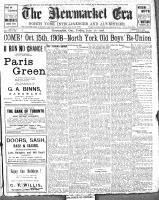 Newmarket Era (Newmarket, ON1861), June 26, 1908