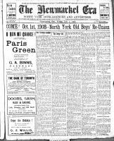 Newmarket Era (Newmarket, ON1861), July 3, 1908