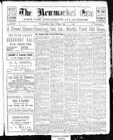 Newmarket Era (Newmarket, ON1861), September 11, 1908
