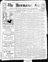 Newmarket Era (Newmarket, ON1861), December 4, 1908