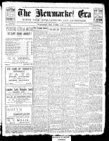 Newmarket Era (Newmarket, ON1861), January 15, 1909