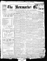 Newmarket Era (Newmarket, ON1861), January 22, 1909