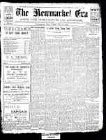 Newmarket Era (Newmarket, ON1861), January 29, 1909