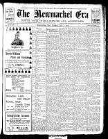 Newmarket Era (Newmarket, ON), July 2, 1909