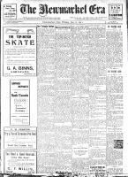 Newmarket Era (Newmarket, ON1861), January 6, 1911