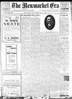 Newmarket Era (Newmarket, ON1861), January 13, 1911