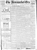 Newmarket Era (Newmarket, ON1861), January 20, 1911