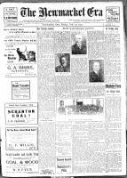 Newmarket Era (Newmarket, ON1861), February 10, 1911