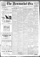 Newmarket Era (Newmarket, ON1861), February 24, 1911