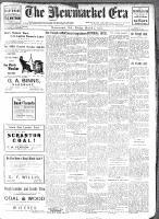 Newmarket Era (Newmarket, ON1861), March 3, 1911