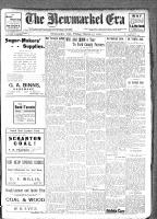 Newmarket Era (Newmarket, ON1861), March 17, 1911