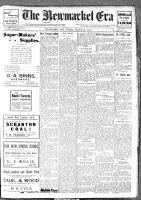 Newmarket Era (Newmarket, ON1861), March 24, 1911