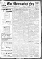Newmarket Era (Newmarket, ON1861), April 7, 1911
