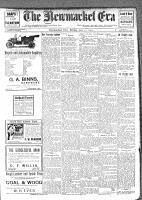 Newmarket Era (Newmarket, ON1861), July 21, 1911
