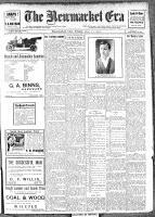 Newmarket Era (Newmarket, ON1861), August 11, 1911