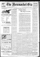 Newmarket Era (Newmarket, ON1861), August 25, 1911