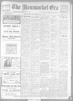 Newmarket Era (Newmarket, ON1861), January 5, 1912
