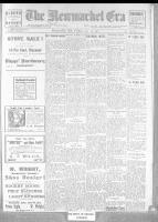 Newmarket Era (Newmarket, ON1861), January 12, 1912