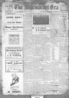 Newmarket Era (Newmarket, ON1861), January 26, 1912
