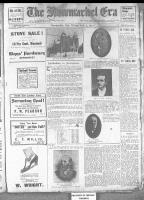 Newmarket Era (Newmarket, ON1861), February 9, 1912