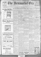 Newmarket Era (Newmarket, ON1861), March 8, 1912