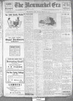 Newmarket Era (Newmarket, ON1861), March 29, 1912