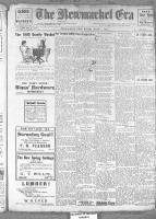 Newmarket Era (Newmarket, ON1861), April 5, 1912