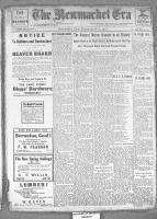 Newmarket Era (Newmarket, ON1861), April 19, 1912