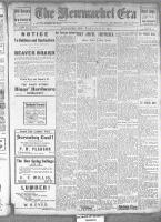 Newmarket Era (Newmarket, ON1861), April 26, 1912